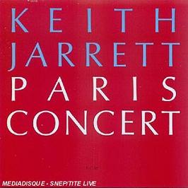 Paris Concert, CD