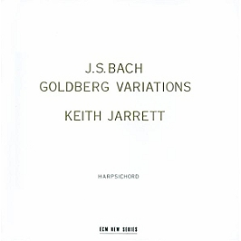 Goldberg variations, CD