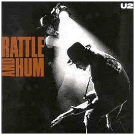 Rattle and hum, Vinyle 33T