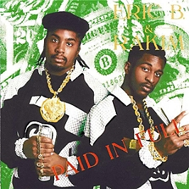 Paid in full, CD