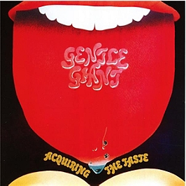 Acquiring The Taste, CD