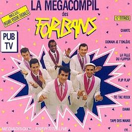 La Mégacompil Des Forbans, CD