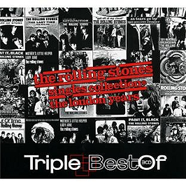 The Rolling Stones singles collection (the London years), CD Digipack