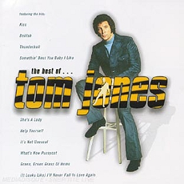 The best of Tom Jones, CD
