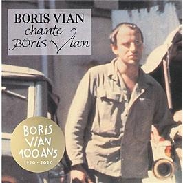Boris Vian chante Boris Vian, CD