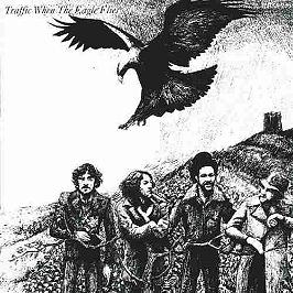 When the eagle flies, CD