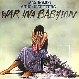 War in a Babylon, CD