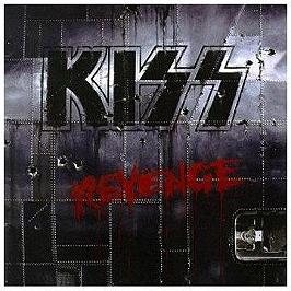 Revenge, CD