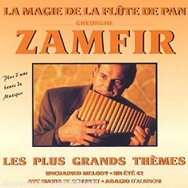La Magie De La Flute De Pan, CD