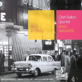 Plays Standards, CD