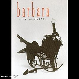 Barbara : au Châtelet (live), Dvd Musical