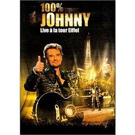 100 % Johnny : Live à la Tour Eiffel, Dvd Musical