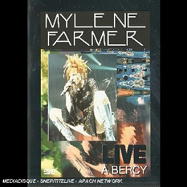 Live a Bercy, Dvd Musical