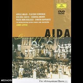 Verdi-Aida, Dvd Musical