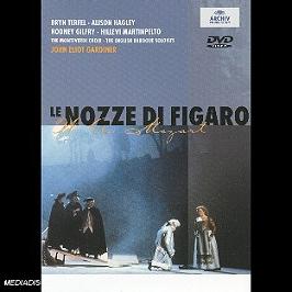 Les Noces De Figaro, Dvd Musical
