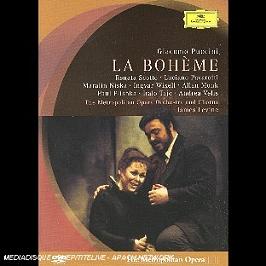 La bohème, Dvd Musical