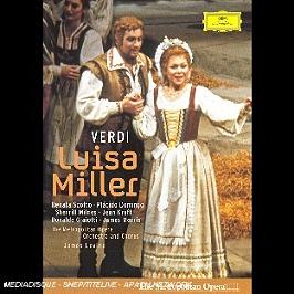 Luisa Miller, Dvd Musical