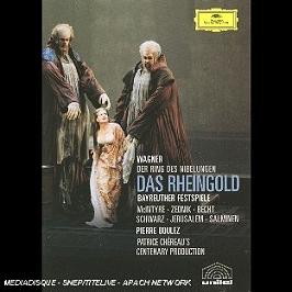 L'Or Du Rhin (Das Rheingold), Dvd Musical