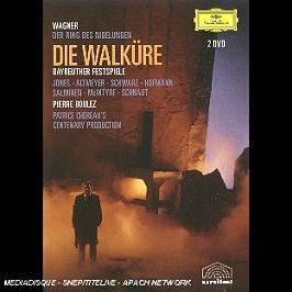 La Walkyrie (Die Walkure), Dvd Musical