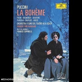 La Boheme, Dvd Musical