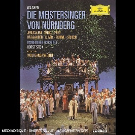 Wagner: Les Maitres Chanteurs De Nurenberg, Dvd Musical
