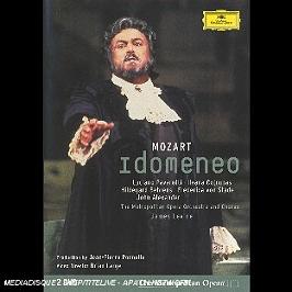 Mozart: Idomeneo, Dvd Musical