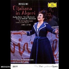 L'Italienne A Alger, Dvd Musical