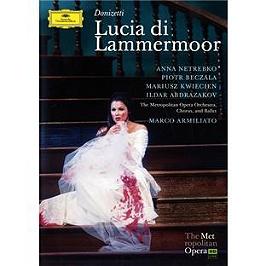 Lucia di lammermoor, Dvd Musical
