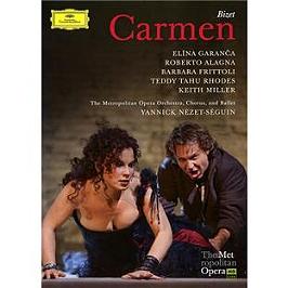 Carmen, Dvd Musical