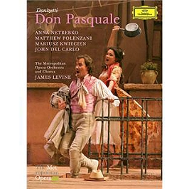 Donizetti Don Pasquale, Dvd Musical