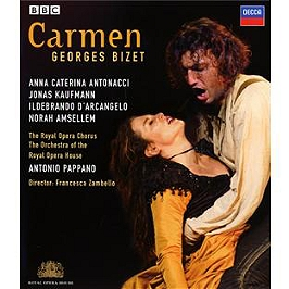 Carmen, Blu-ray Musical