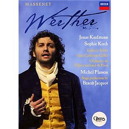 Werther, Dvd Musical