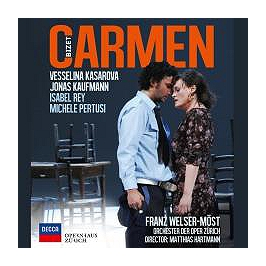 Carmen, Dvd Musical
