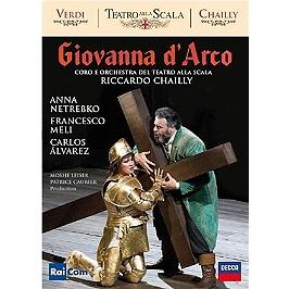 Verdi : Giovanna D'Arco, Dvd Musical