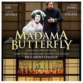 Puccini : madama Butterfly, Dvd Musical