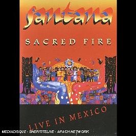 Sacred fire, Dvd Musical