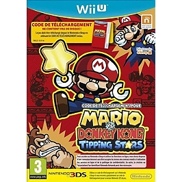 Mario vs Donkey Kong: tipping stars (WII U)