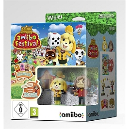 Animal Crossing amiibo Festival (2 figurines & 3 cartes incluses) (WII U)