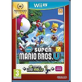 New super Mario bros U - Nintendo Selects (WII U)