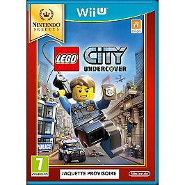 Lego city undercover - Nintendo Selects (WII U)