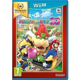 Mario Party 10 - Nintendo Selects (WII U)