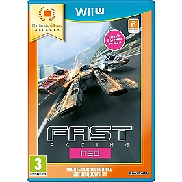Fast racing neo - Nintendo Selects (WII U)
