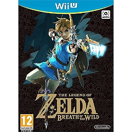 The legend of Zelda : breath of the wild (WII U)