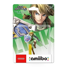 Figurine Amiibo Link