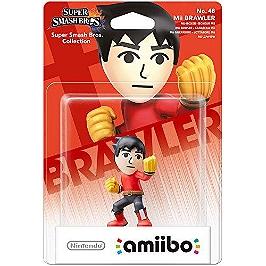 Figurine Amiibo N°48 - Boxeur Mii - collection super Mario