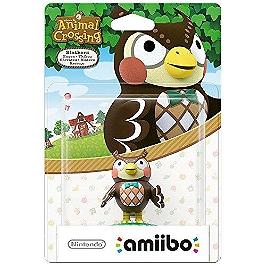 Figurine amiibo - Thibou - Animal Crossing
