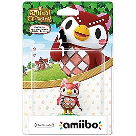 Figurine amiibo - Céleste - Animal Crossing