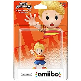 Figurine Amiibo - Lucas - Super Smash Bros.