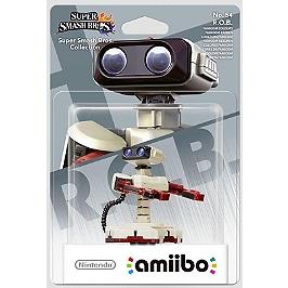 Figurine Amiibo - ROB (couleur Famicom) - Super Smash Bros.