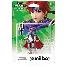 Figurine Amiibo - Roy - Super Smash Bros.